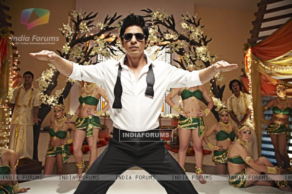 Shah Rukh in Ra.One movie