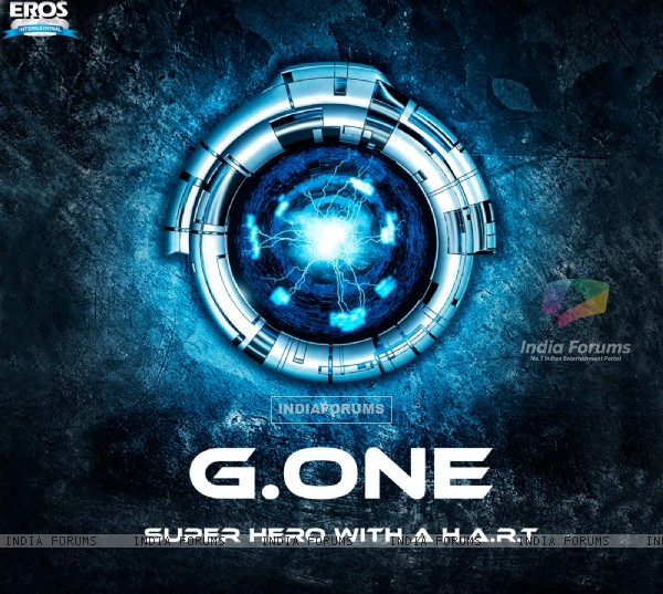 Poster of the movie Ra.One (158779)