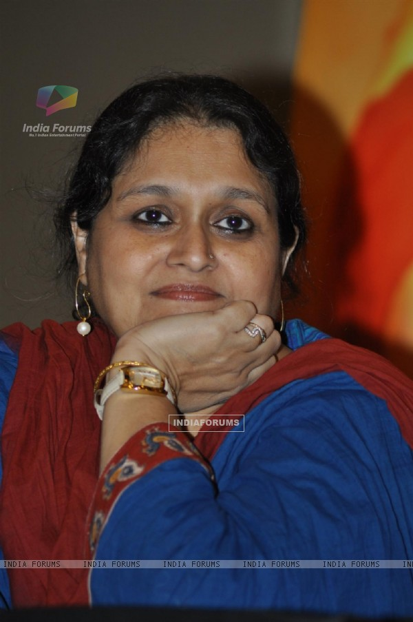 Supriya Pathak at Press Conference of Film 'Mausam' (158958)