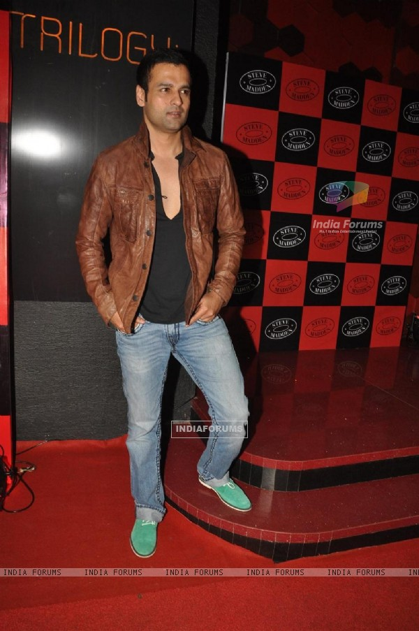 Rohit Roy at Steve Madden Iconic Footwear brand launching party at Trilogy