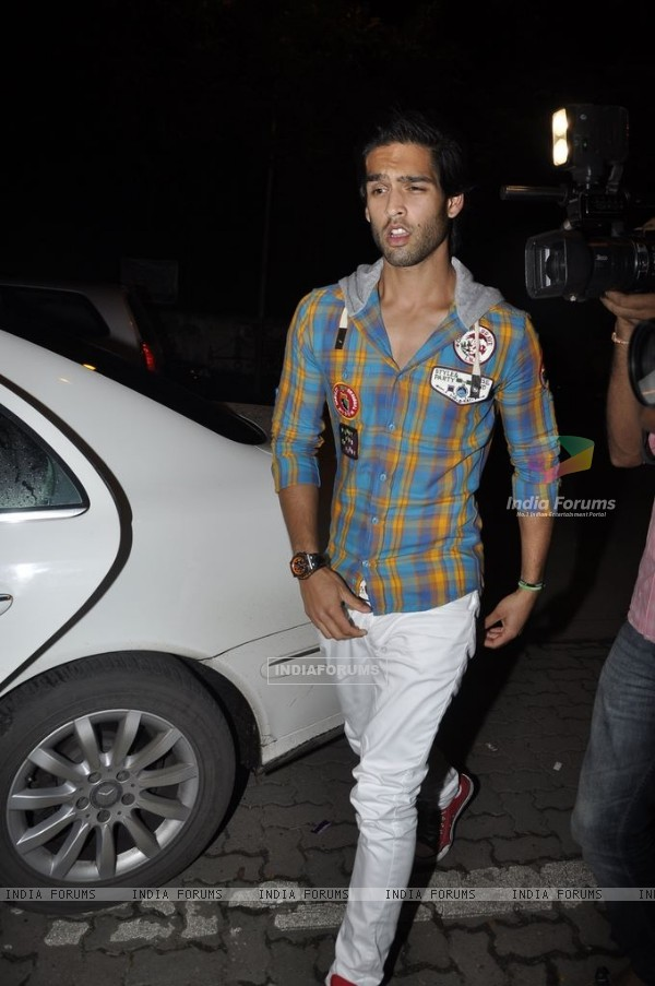 Siddharth Mallya at 'Mere Brother Ki Dulhan' success bash
