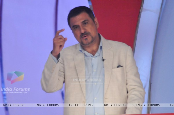 Boman Irani at Coca-Cola India and NDTV 'SUPPORT MY SCHOOL' campaign event at Yash Raj Studios