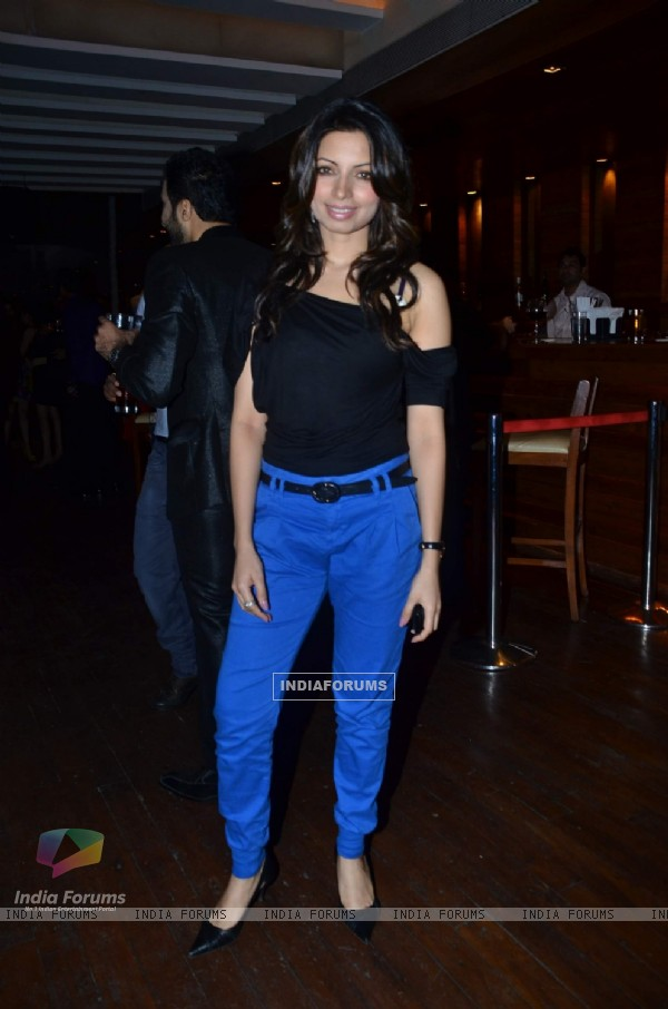 Shama Sikander at Munisha Khatwani birthday party was a rocking affair