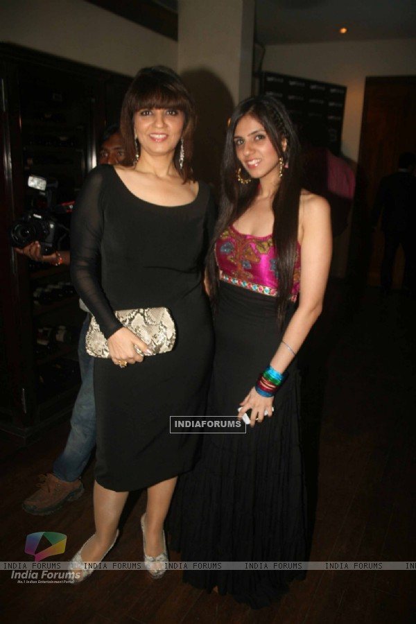 Neeta and Nishka Lulla grace Gas fashion showcase