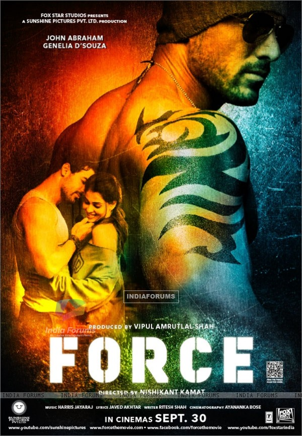 Poster of the movie Force (160395)