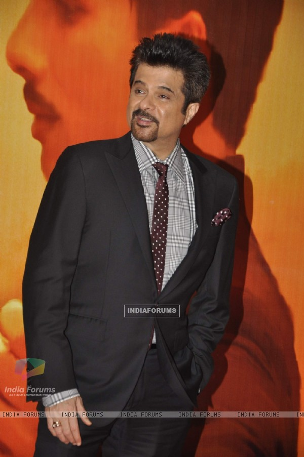 Anil Kapoor at premiere of film MAUSAM at Imax, Wadala in Mumbai (160461)