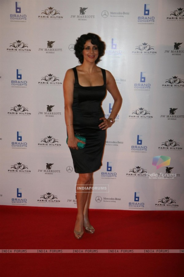Gul Panag at Paris Hilton party bash at Enigma in Hotel JW Marriott, Juhu, Mumbai