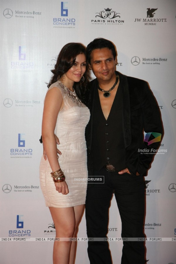 Celebs at Paris Hilton party bash at Enigma in Hotel JW Marriott, Juhu, Mumbai