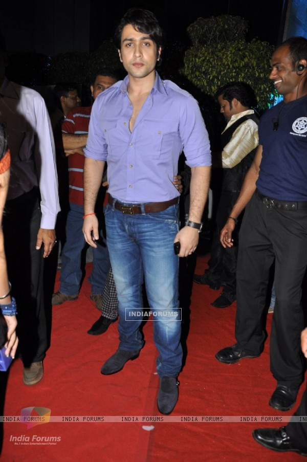 Adhyayan Suman at Yogesh Lakhani's Birthday celebrations at Hotel Peninsula Grand in Saki Naka, Mumb