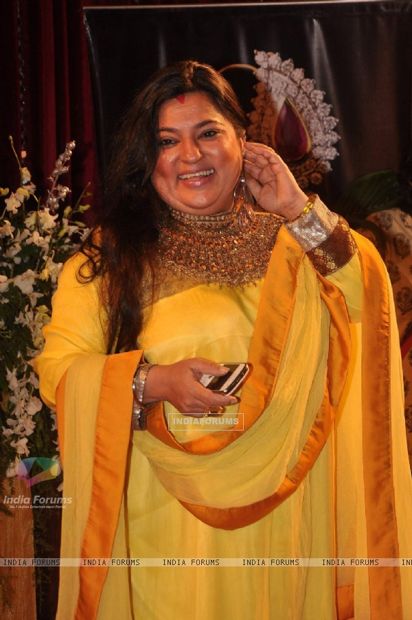 Dolly Bindra at ITA Awards at Yashraj studios in Mumbai