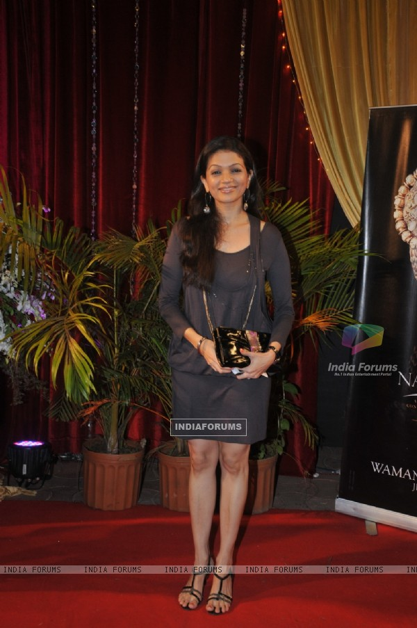 Prachee Shah Pandya at ITA Awards at Yashraj studios in Mumbai