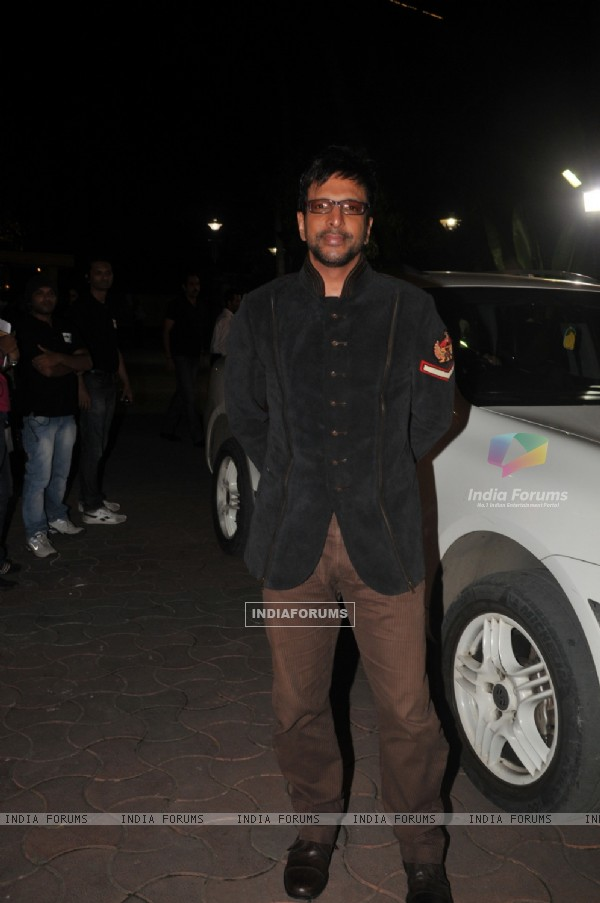 Javed Jaffrey at ITA Awards at Yashraj studios in Mumbai