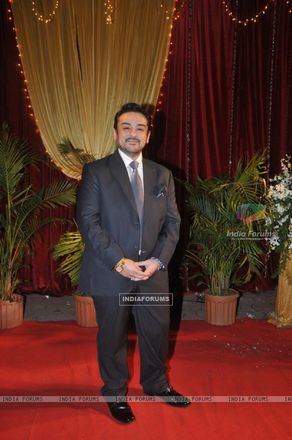 Adnan Sami Khan at ITA Awards at Yashraj studios in Mumbai