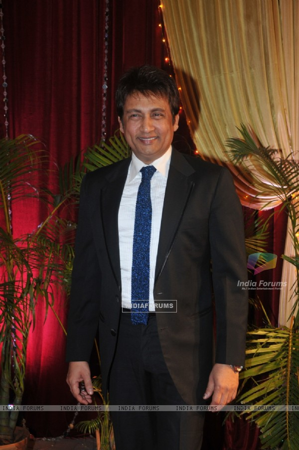 Shekhar Suman at ITA Awards at Yashraj studios in Mumbai