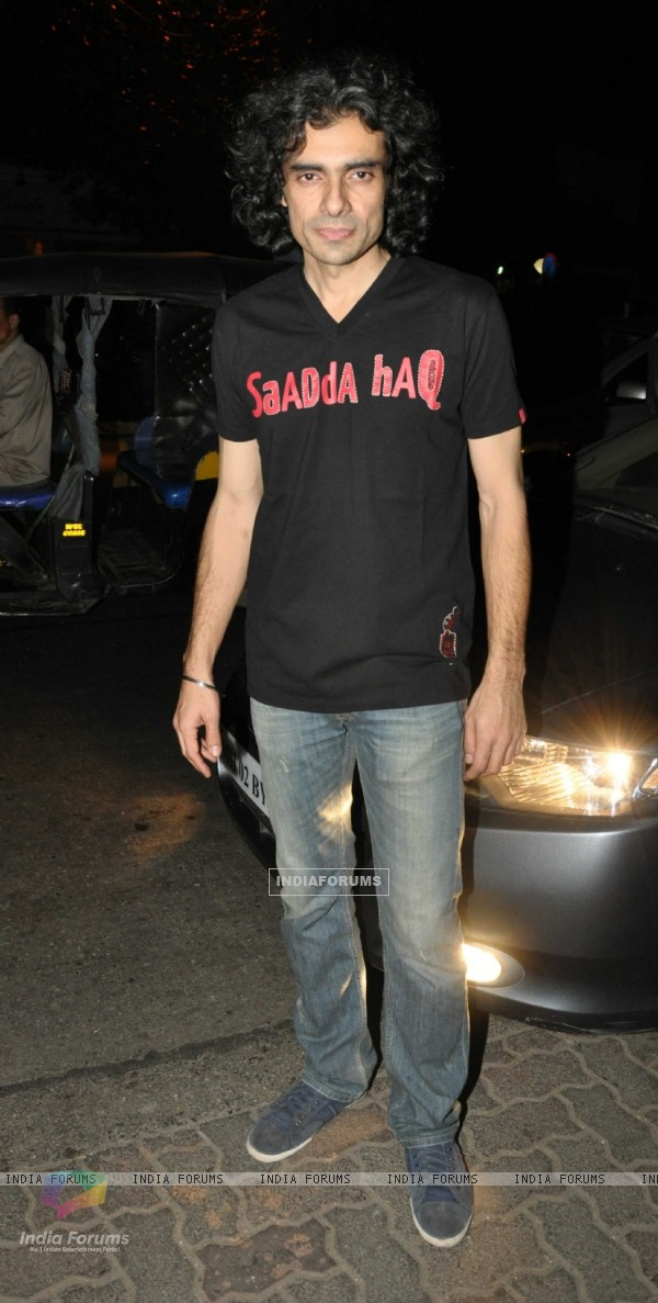 Imtiaz Ali at Ranbir Kapoor birthday party and Rockstar bash at Aurus