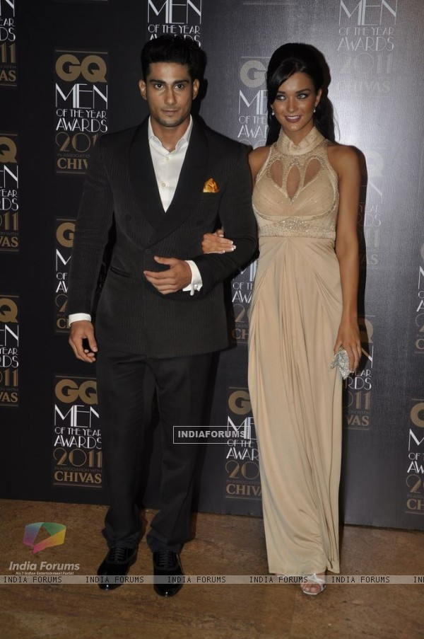 Celebs at GQ Men Of The Year Awards 2011 at Grand Hyatt in Mumbai