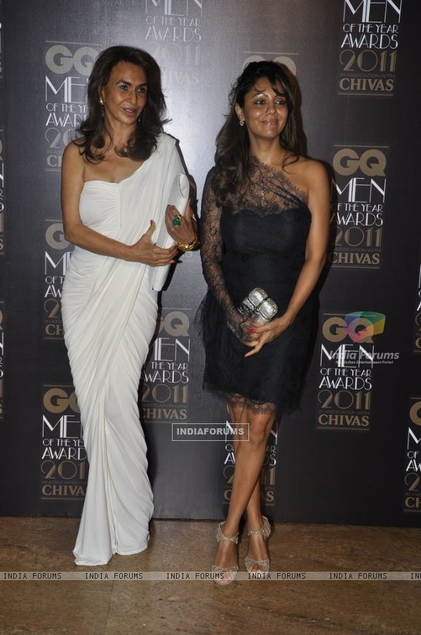 Gauri Khan at GQ Men Of The Year Awards 2011 at Grand Hyatt in Mumbai