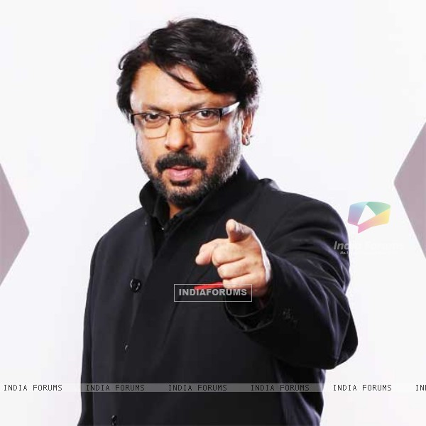 Sanjay Leela Bhansali as a judge in show X Factor India