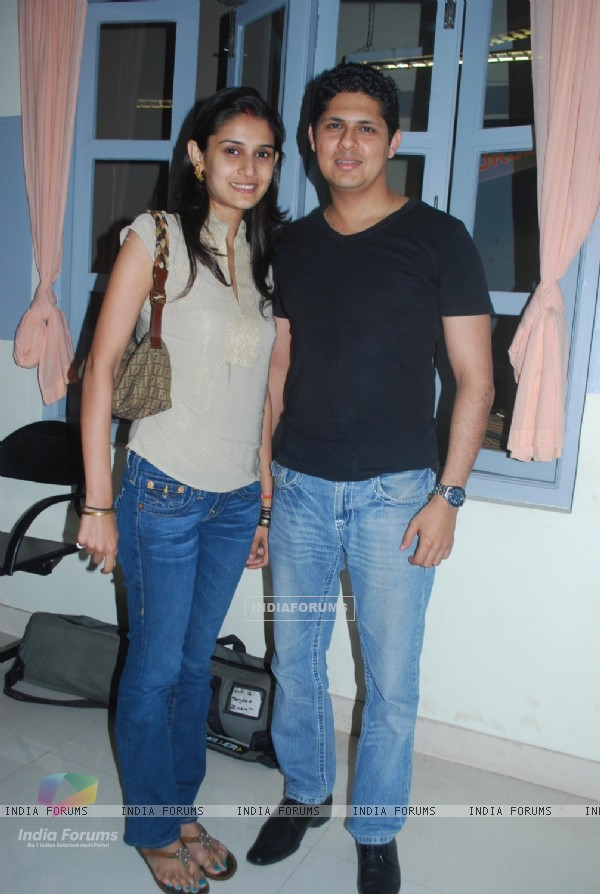 Vishal Malhotra at Producer Rajan Shahi's new show Kuch Toh Log Kahege bash