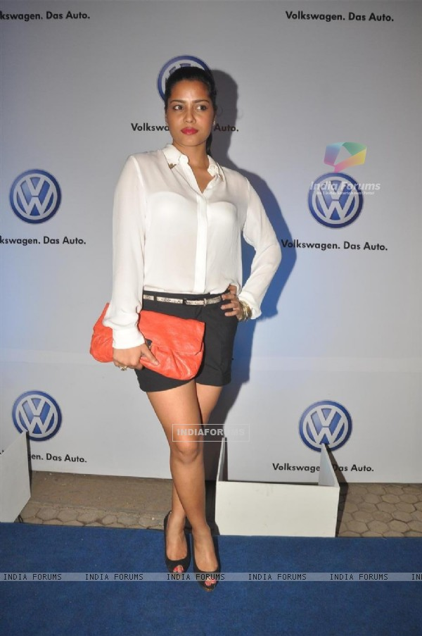 Bollywood celebrity attend the Planet Volkswagen launches party at Blue Frog