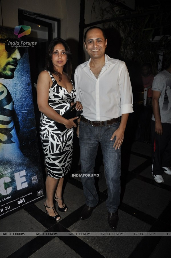 Shefali Shah at Success party of 'Force' movie (162930)