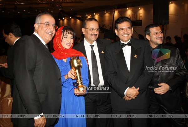 The 'ABLF Awards 2011' function in New Delhi