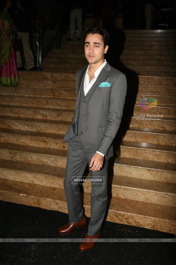 Imran Khan at People Magazine - UTVSTARS Best Dressed Show 2011 party at Grand Hyatt in Mumbai