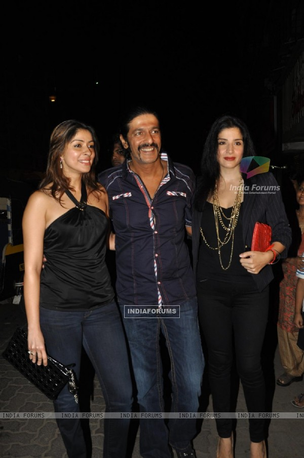 Chunky Pandey at Success party of film 'Love Breakups Zindagi' at Aurus Pub in Juhu, Mumbai
