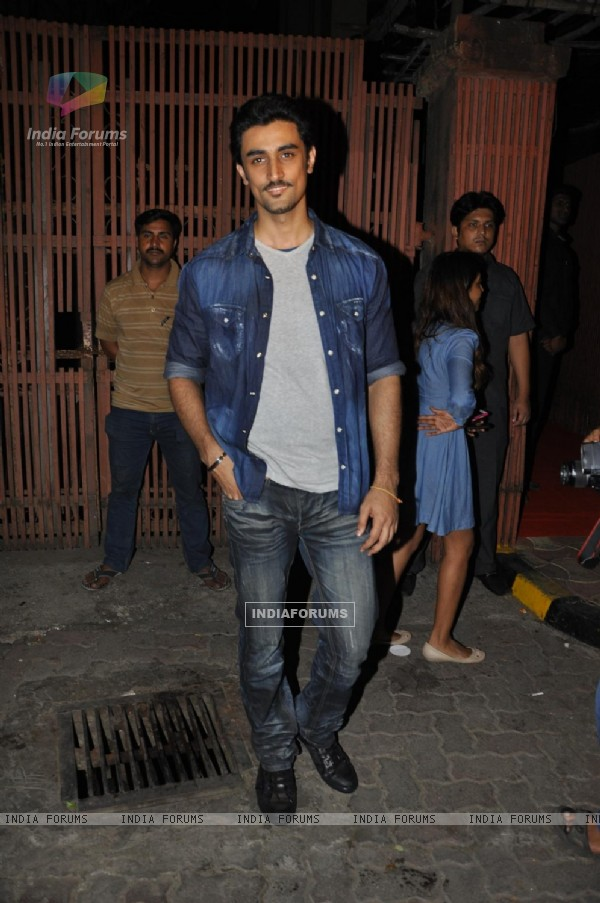 Kunal Kapoor at Success party of film 'Love Breakups Zindagi' at Aurus Pub in Juhu, Mumbai
