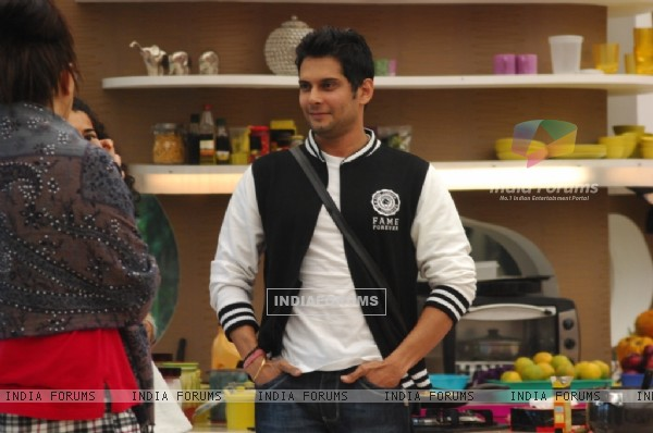 Amar Upadhyay in the Bigg Boss house
