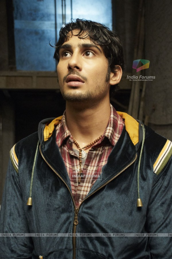 Prateik Babbar as Michael Pinto in movie My Friend Pinto