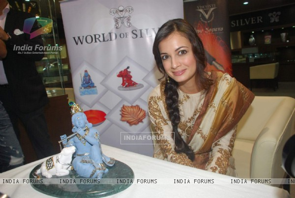 Dia Mirza at MAMI opening in Cinemax, Mumbai. .