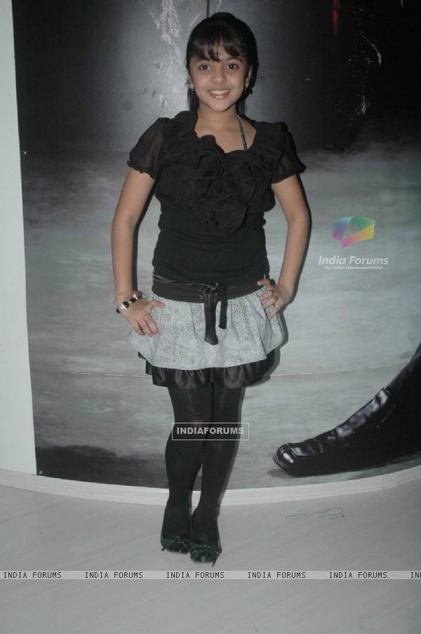 Ishita Panchal at the ITA academy launch in Andheri