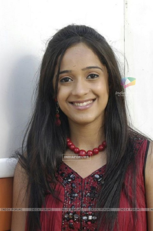 Vinita Joshi Thakkar as Ritika Joshi in TV Show Navya