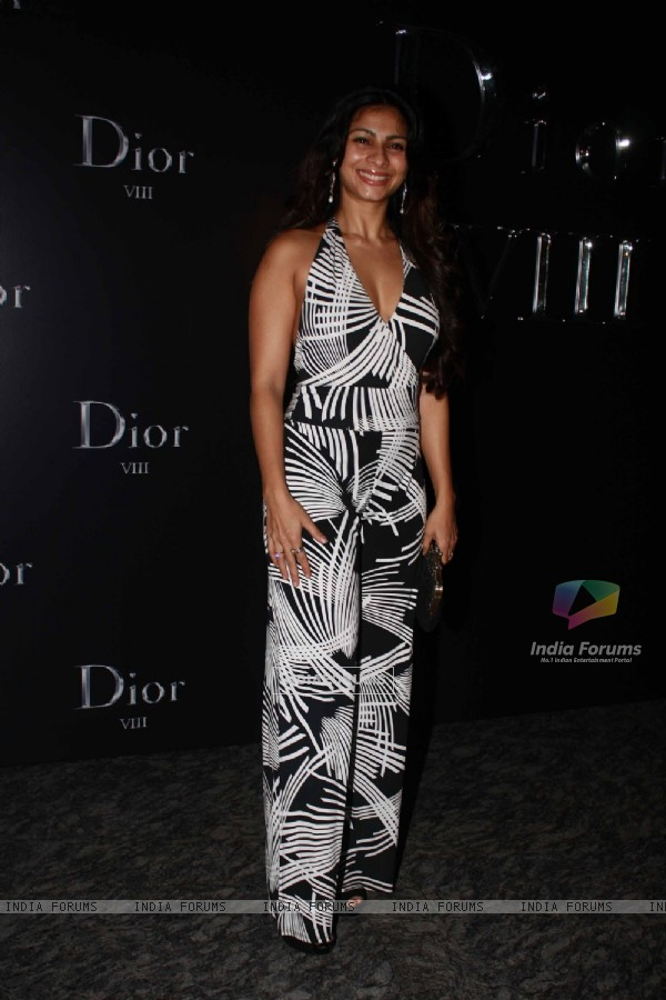 Tanisha Mukherjee grace the Dior Viii anniversary bash at Four Seasons