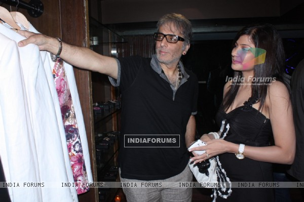 Aditya Raj Kapoor at Khushi Z Fashion Store launch in Juhu, Mumbai