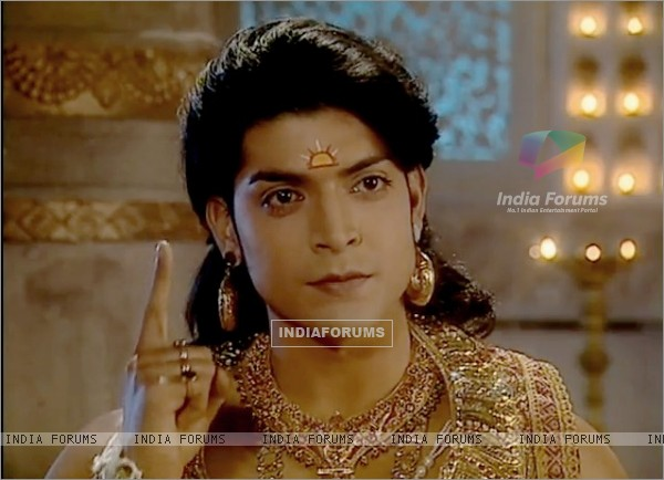 Gurmeet as Dharmatma Ramji