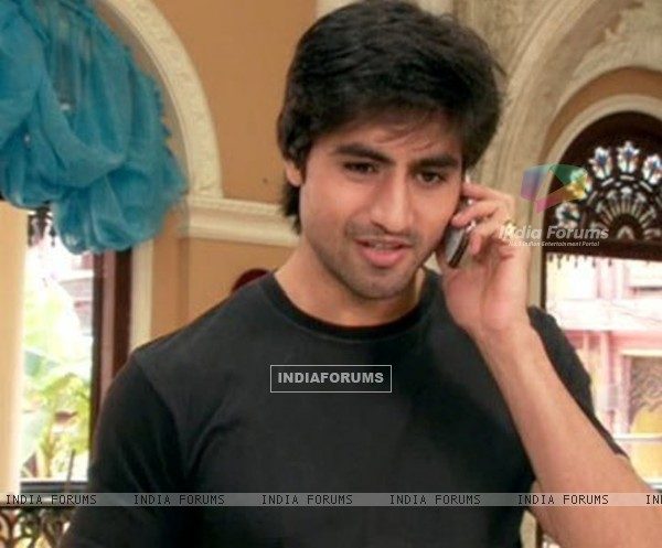 Harshad as Anurag Ganguly
