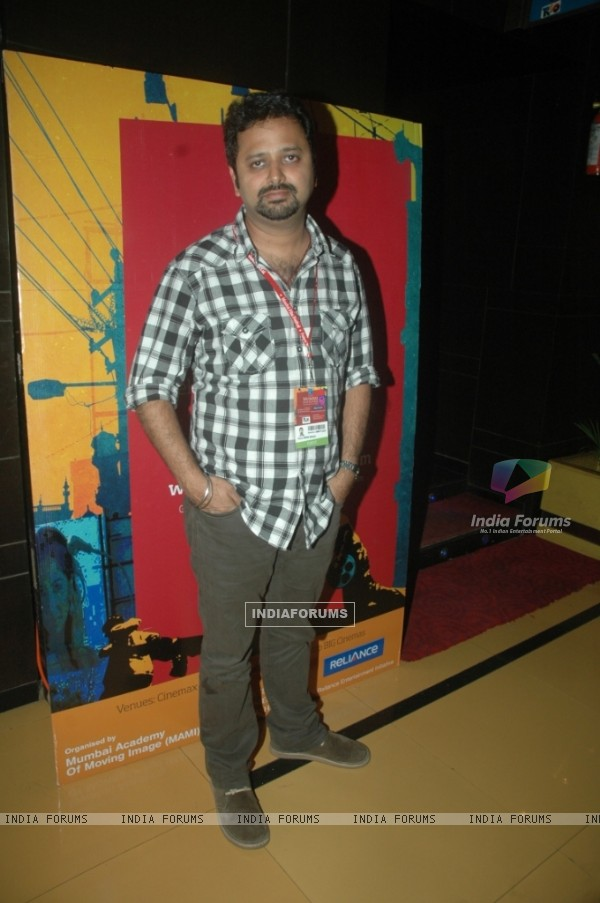 Nikhil Advani at on Day 6 of 13th Mumbai Film Festival