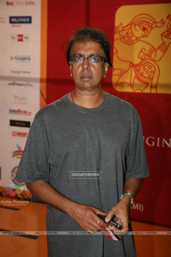 Anant Mahadevan at on Day 7 of 13th Mumbai Film Festival