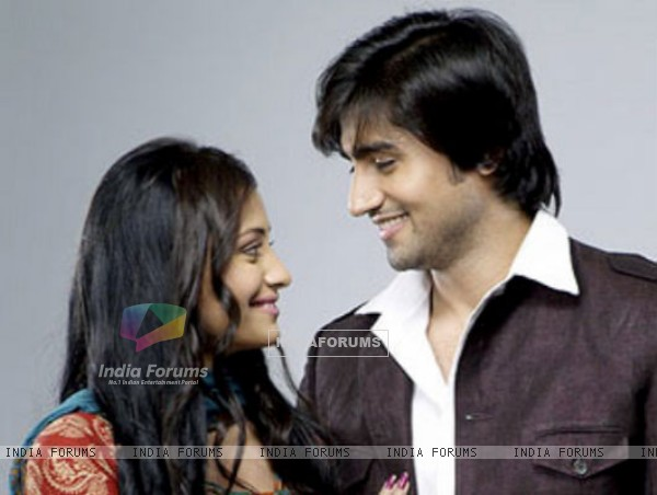 Anupriya Kapoor and Harshad Chopra