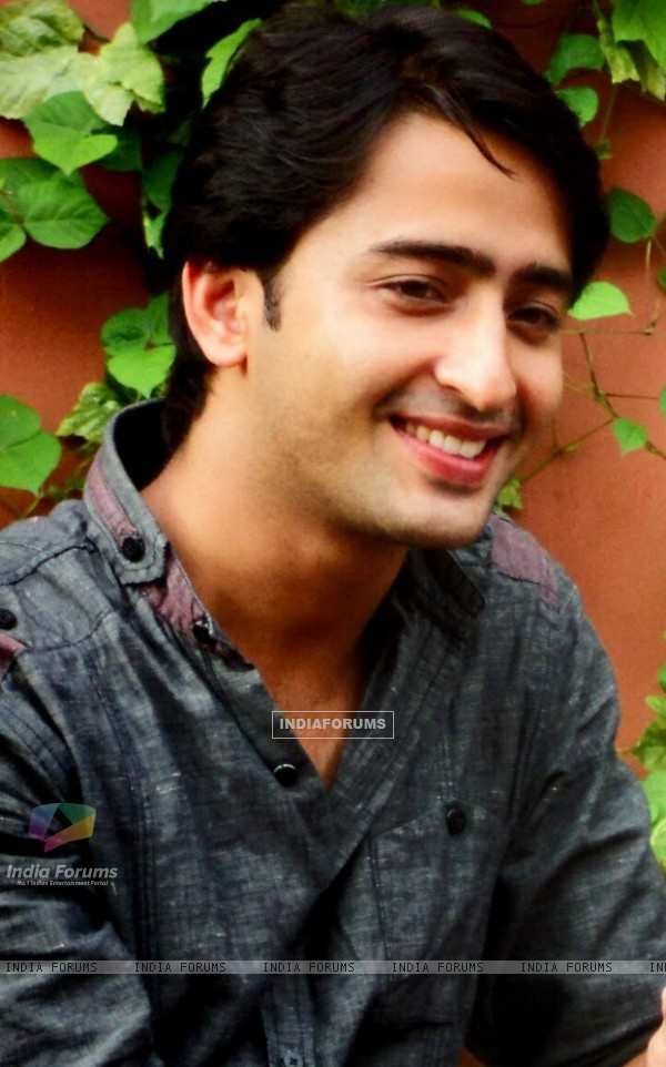 Shaheer Sheikh Still in TV Show Navya Being Anant