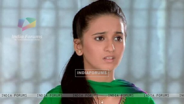 Shivani Surve Still in TV Show Navya Being Nimisha