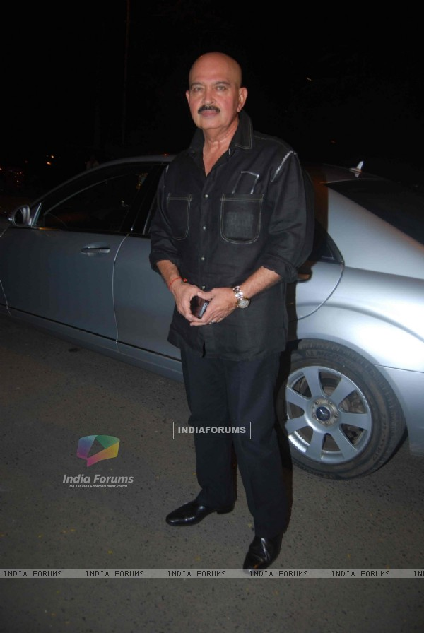 Rakesh Roshan at Ekta Kapoor's Diwali Party