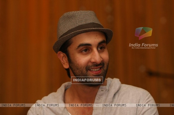 Ranbir Kapoor for the film 'Rockstar' concert press meet at Santacruz in Mumbai (166683)