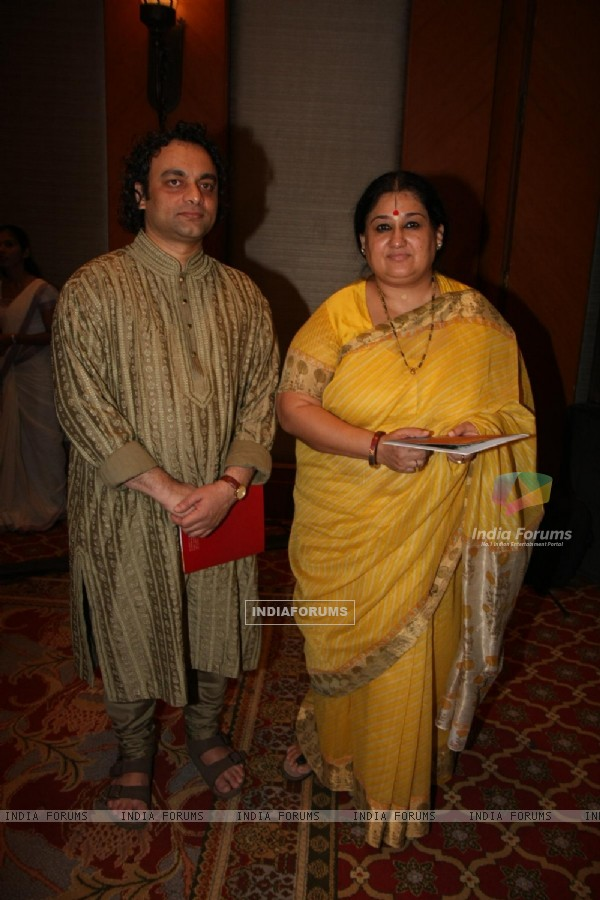 Shubha Mudgal at Firoz Nadiadwala organised event to support Anhad NGO at JW Marriott in Juhu, Mumba