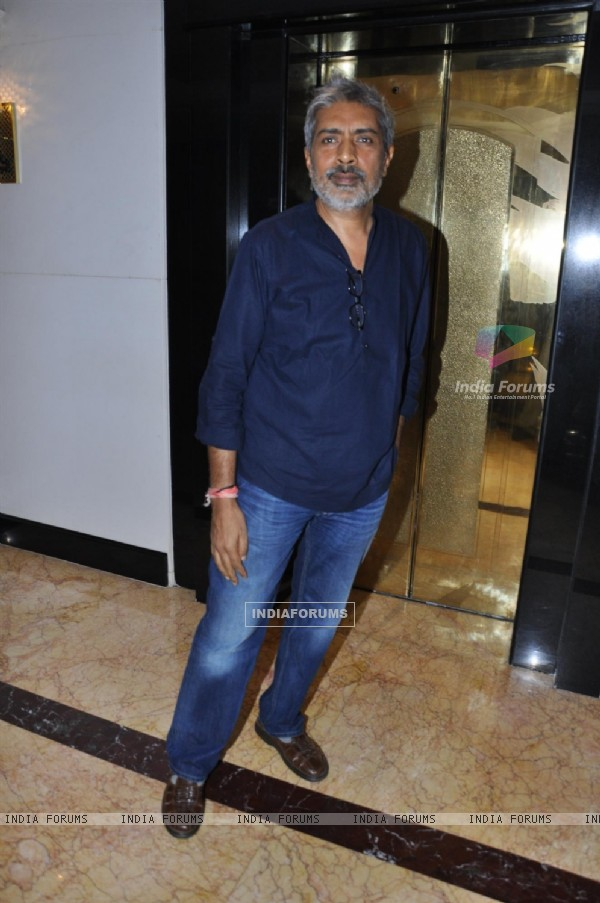 Prakash Jha at the launch of Deepti Naval's book in Taj Land's End, Mumbai