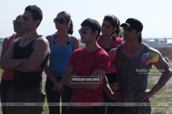 Participants from Khatron Ke Khiladi
