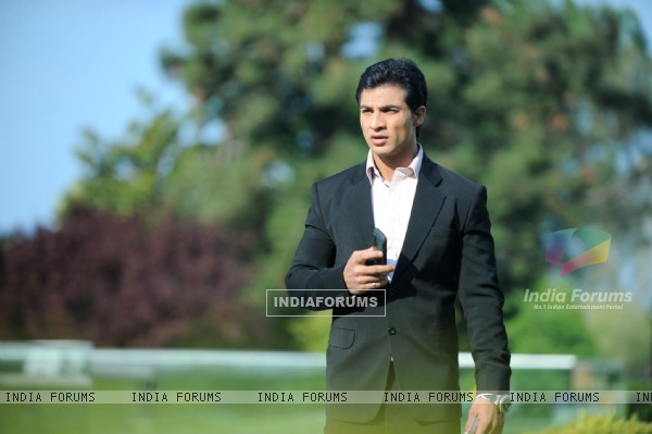 Mohammad Nazim As Ahem In Saath Nibhana Saathiya