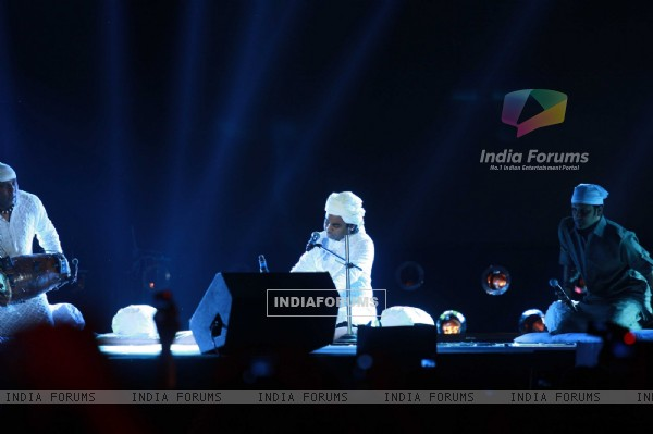 A.R. Rahman rock at 'Rockstar' live concert at Bhavans Ground (167231)